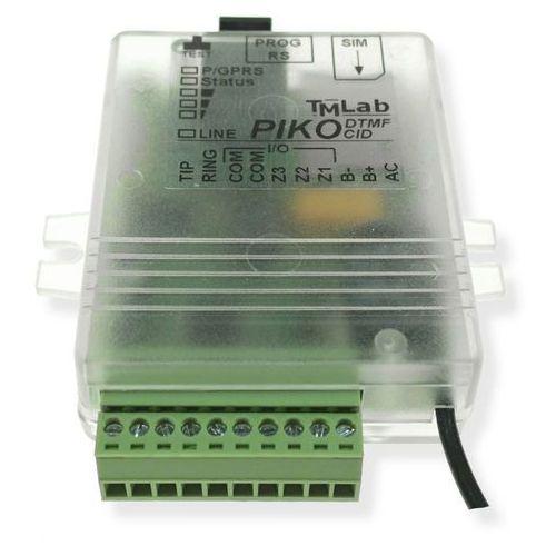 Kraj Piko cid 4/2 moduł powiadomienia i sterowania sms/clip/gprs z emulacją łącza komutowanego