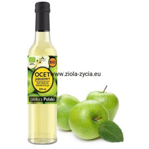 BIO Ocet Jabłkowy z polskich jabłek (6% kwasowości) - Dr Gaja