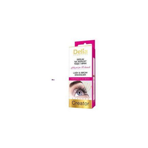 eyelash creator (w) serum na wzrost rzęs i brwi 7ml marki Delia cosmetics