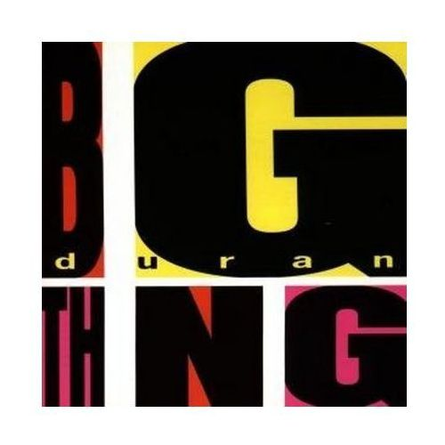 Warner music poland Big thing (2lp) - duran duran (płyta winylowa) (5099963378412)