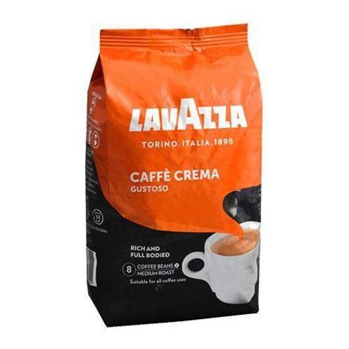 Lavazza - Caffe Crema Gustoso - kawa ziarnista - 1kg - paczka