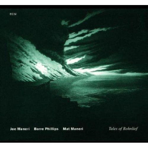 Universal music / ecm Rohnlief - joe maneri (płyta cd)