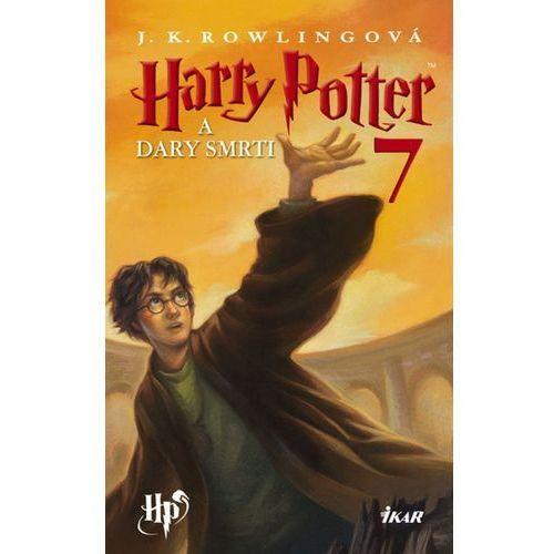 Harry Potter 7 - A dary smrti, 2. vydanie Rowlingová Joanne K. (9788055143897)