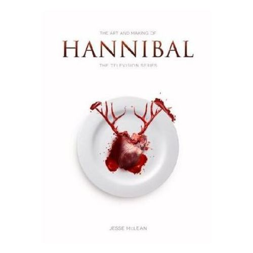 Art and Making of Hannibal (9781783295753)