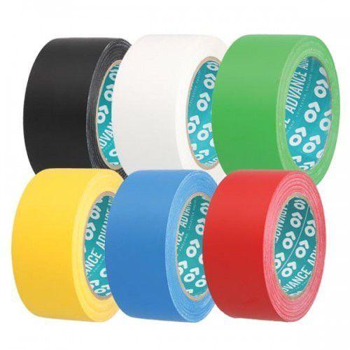 Taśma ostrzegawcza samoprzylepna - do wyznaczania ciągów komunikacyjnych | szerokość 50 mm - rożne kolory marki Grupa morado