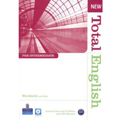 New Total English Pre-Intermediate Workbook With Cd, Pearson Education