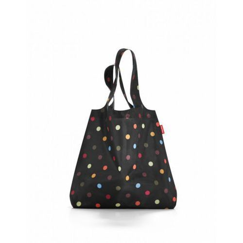 Siatka mini maxi shopper dots