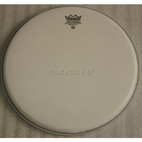 Remo be-0112-00 emperor 12″ biały powlekany, naciąg perkusyjny