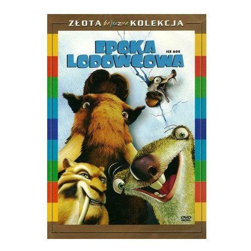 Epoka lodowcowa (DVD) - Carlos Saldanha, Olga Sawicka DARMOWA DOSTAWA KIOSK RUCHU (5903570143045)