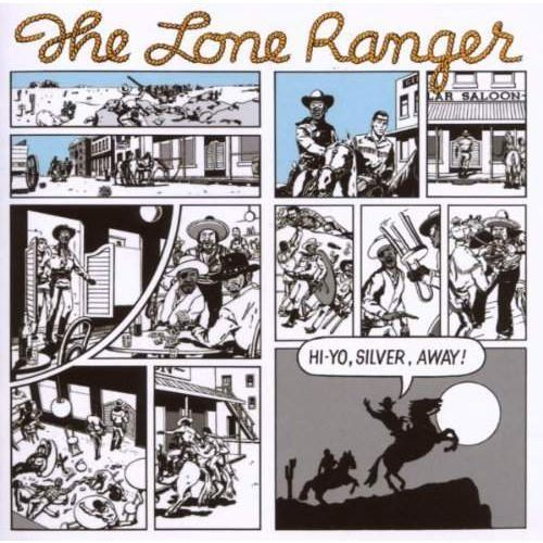 Hi-yo Silver Away! - Lone Ranger, The (Płyta CD)