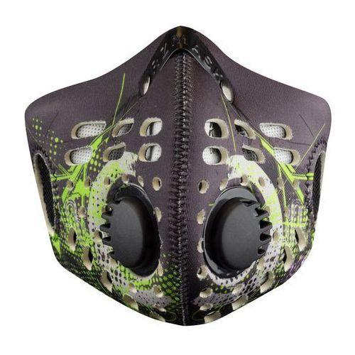 Rz mask Maska antysmogowa i przeciwpyłowa m1 digitech green xl + darmowy transport!