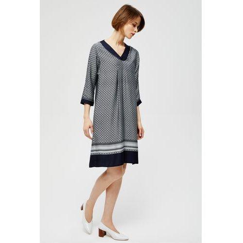 332f004e47 Sukienka w turecki wzór - Patrizia Aryton