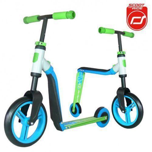 Highwaybuddy 2w1 hulajnoga i rowerek 3+ Blue, Scootandride - produkt dostępny w ExtraMama