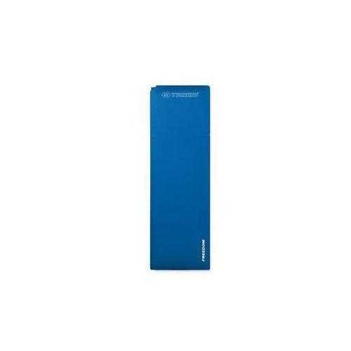 Karimata freedom samopompująca grubość 5 cm 193 x 63 x 5 cm niebieska marki Trimm
