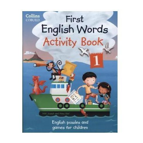 First English Words. Activity Book 1 (64 str.)
