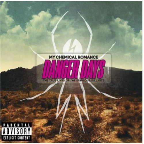 Danger Days: The True Lives Of The Fabulous Killjoys, 9362497189