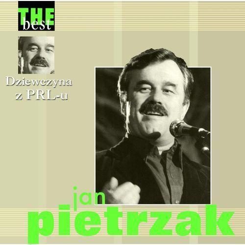 Mtj Dziewczyna z prl-u - the best - pietrzak, jan (płyta cd) (5906409102756)