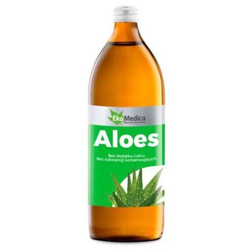 Ekamedica Aloes sok 99,8% (1 l)