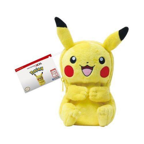 Hori Etui na konsolę new nintendo 3ds xl pikachu plush pouch (0873124006346)