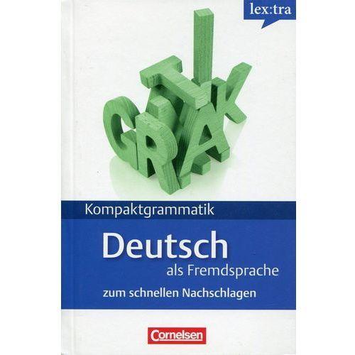 Kompaktgrammatik Deutsch als Fremdsprache A1-B1 (9783589016365)