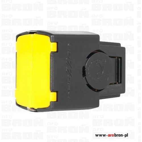 Kartridż z elektrodami zasięg do 6,5m - żółty Phazzer, marki Phazzer - paralizatory do zakupu w www.arobron.pl