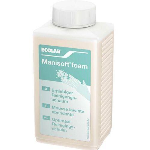 Pianka do mycia rąk Ecolab Manisoft® foam 0,4 litra