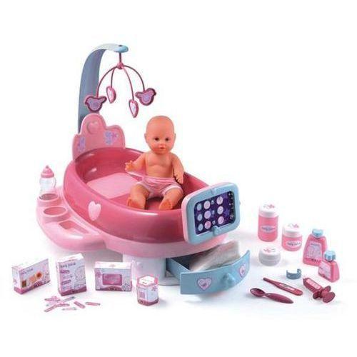 Smoby Baby Nurse elektroniczny kącik opiekunki - sprawdź w Mall.pl