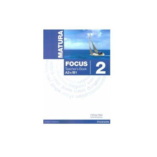 Matura Focus 2 A2+/B1. Książka Nauczyciela + Word Store (9788376008165)