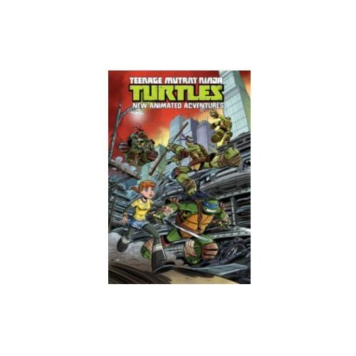 Teenage Mutant Ninja Turtles: New Animated Adventures (9781613778562)