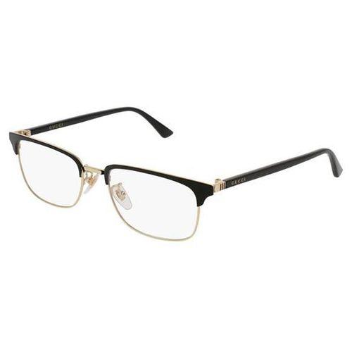 Okulary Korekcyjne Gucci GG0131O 001
