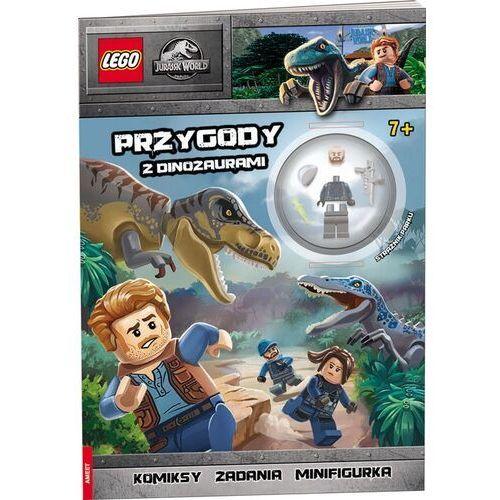 Lego Jurassic World. Przygody z dinozaurami, praca zbiorowa