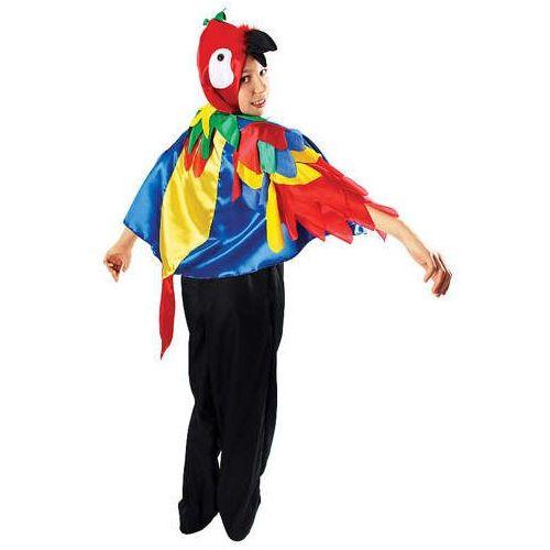 Strój Papuga - przebrania, kostiumy dla dzieci