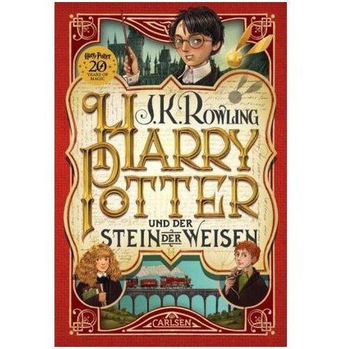 Harry Potter und der Stein der Weisen Rowling, Joanne K. (9783551557414)