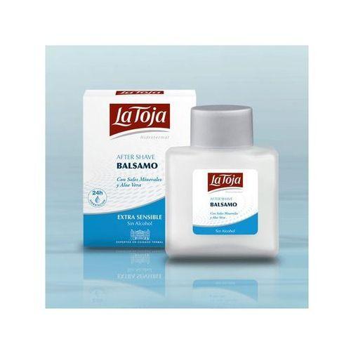 La toja, hiszpania La toja balsam po goleniu, skóra wrażliwa, 100ml