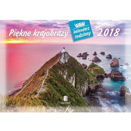 Kalendarz wieloplanszowy piękne krajobrazy wl04 marki Lucrum