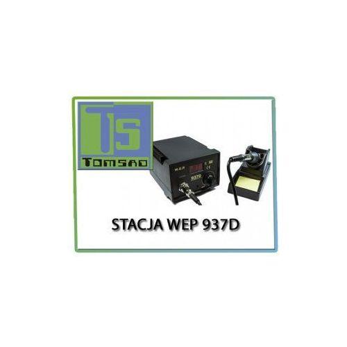 Stacja lutownicza WEP 937D kolba cyfrowa
