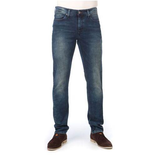jeansy męskie 33/34 ciemny niebieski marki Mustang