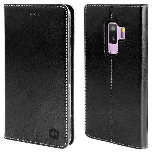 Etui KLTRADE Flip Case Qult do Galaxy S9 Plus Czarny (5901646828261)