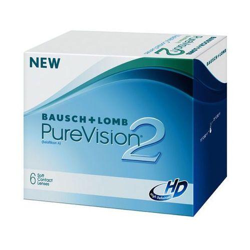 Bausch&lomb purevision 2 hd nigh & day - 1 sztuka marki Bausch & lomb