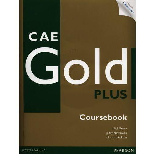 Advanced Gold Plus Podręcznik + iTestCode