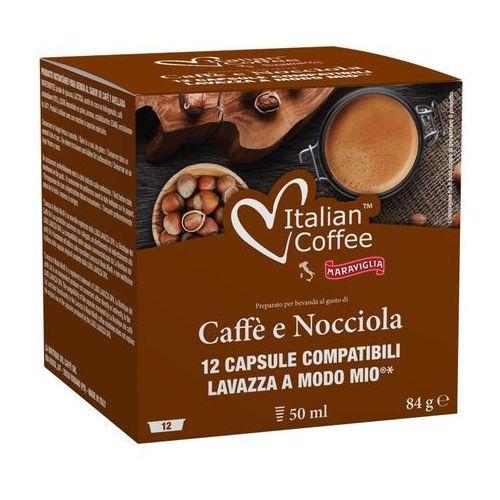 Caffè e nocciola (orzech laskowy) kapsułki do lavazza a modo mio – 12 kapsułek marki Nespresso kapsułki
