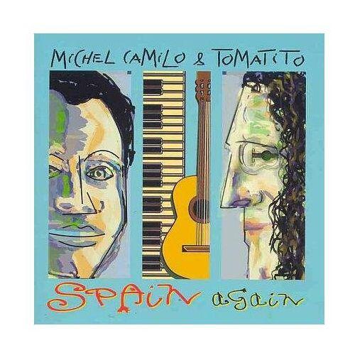 Universal music Camilo & tomatito - spain again (0602498781364)