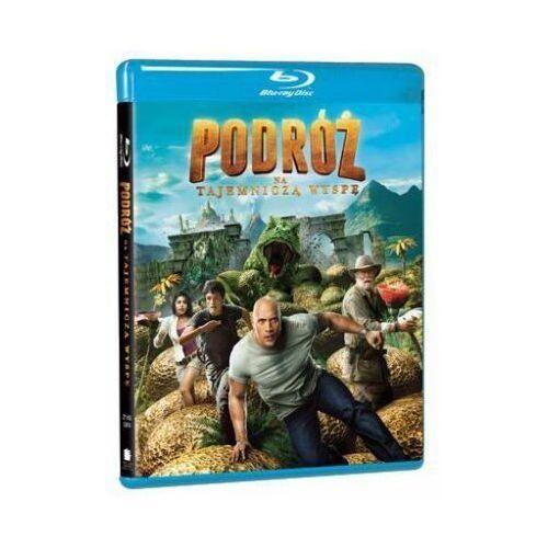 Podróż na tajemniczą wyspę (Blu-Ray) - Brad Peyton (7321999086572)
