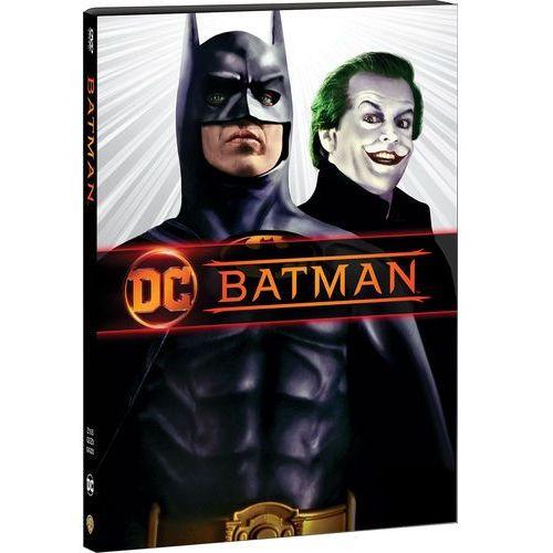 Batman edycja specjalna (2 dvd) kolekcja dc (płyta dvd) marki Tim burton