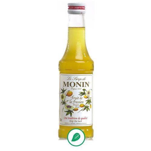 Monin Syrop passion fruit 0,25 l - maracuja (3052910013752)
