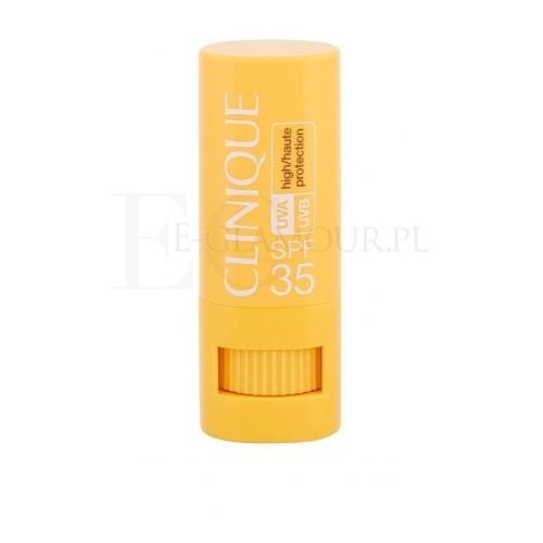 sun care sunscreen targeted protection stick spf35 preparat do opalania ciała 6 g dla kobiet marki Clinique