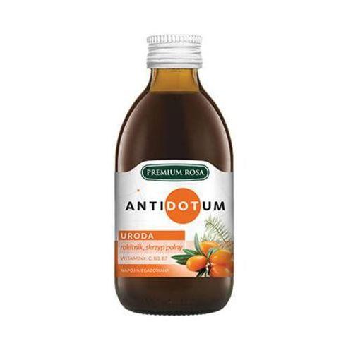 250ml antidotum uroda napój owocowo-ziołowy marki Premium rosa
