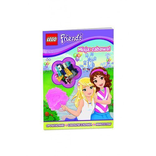 Lego Friends Misja zabawa (9788325323158)