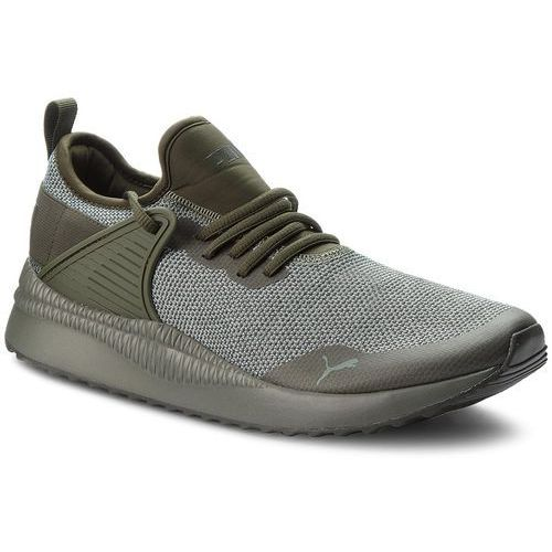 Sneakersy PUMA - Pacer Next Cage Knit 366663 05 For. Night/F.Night/Laure Wht