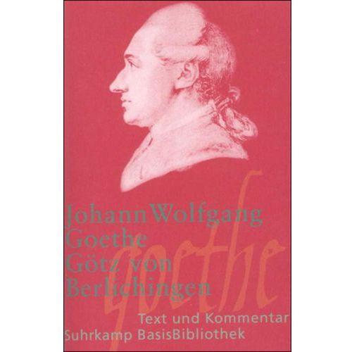 Götz von Berlichingen mit der eisernen Hand (9783518188279)